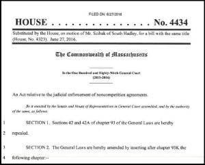 Screen Shot - Legislative Session on Beacon Hill - 2-5-18