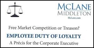 Screen Shot - Employee Duty of Loyalty