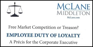 Screen Shot - Employee Duty of Loyalty